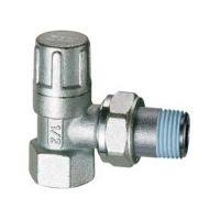 Вентиль запорный угловой FAR для радиатора (FV 1200)