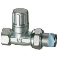 Вентиль запорный прямой FAR для радиатора (FV 1400)