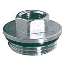 Переходник прямой НР-ВР с уплотнением O-ring, 3/4х1/2 (FK 4200 3412)