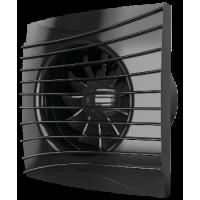 Вентилятор вытяжной осевой DiCiTi SILENT 4C Obsidian D100 с обратным клапаном