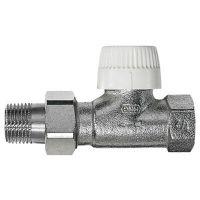 Термостатический клапан для радиатора Honeywell прямой