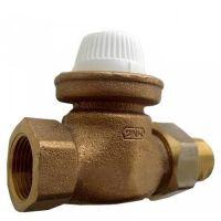 """Термостатический клапан для радиатора Honeywell 1/2"""" прямой (V2050DH015)"""