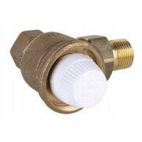 """Термостатический клапан для радиатора Honeywell 1/2"""" угловой (V2050EH015)"""
