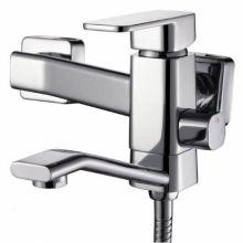 Смеситель для ванны с душем Kaiser Sonat 34522 хром
