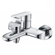 Смеситель для ванны с душем Kaiser Estilo 62022 хром