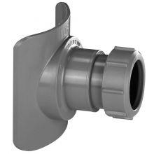 Врезка в канализационную трубу 110х50 мм (B0SSCONN110-50-GR)