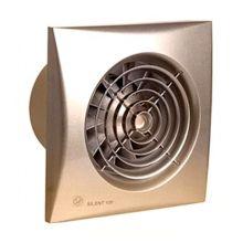 Вентилятор вытяжной Soler & Palau SILENT-100 CZ champagne