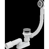Слив-перелив для ванны Alcaplast автомат 570 мм (A505CRM)