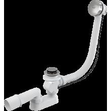 Слив-перелив для ванны Alcaplast полуавтомат 570 мм (A55K)