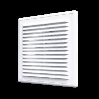 Вентиляционная решетка ERA с фланцем D100 (1515R10F)
