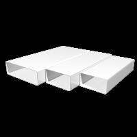 Воздуховод прямоугольный пластиковый ERA