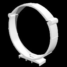 Держатель круглых воздуховодов ERA 100 мм (10ДКП)