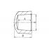 Заглушка полипропиленовая FV-Plast 20 мм (229020)
