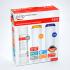 Комплект картриджей Prio Новая вода K603 для фильтров Praktic и серии E