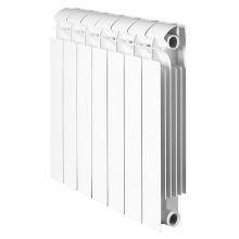 Радиатор биметаллический Global STYLE PLUS 500 6 секций (39317)
