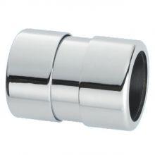 Муфта соединительная McAlpine 32 мм хром (32G-CB)