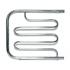 Полотенцесушитель водяной Ника Econ ПМ2 50/60 М-образный