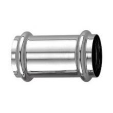 Муфта универсальная Remer 32 мм, хром (15432RR)
